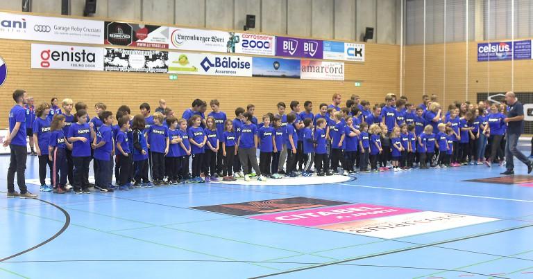 Jugendaarbecht am HBD – Saison 2017-2018