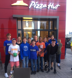 U14G Pizza