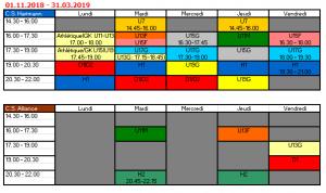 2018-11-05 14_30_18-Microsoft Excel - HBD Traininger 2018-2019 05.11.2018.xls [Compatibility Mode]