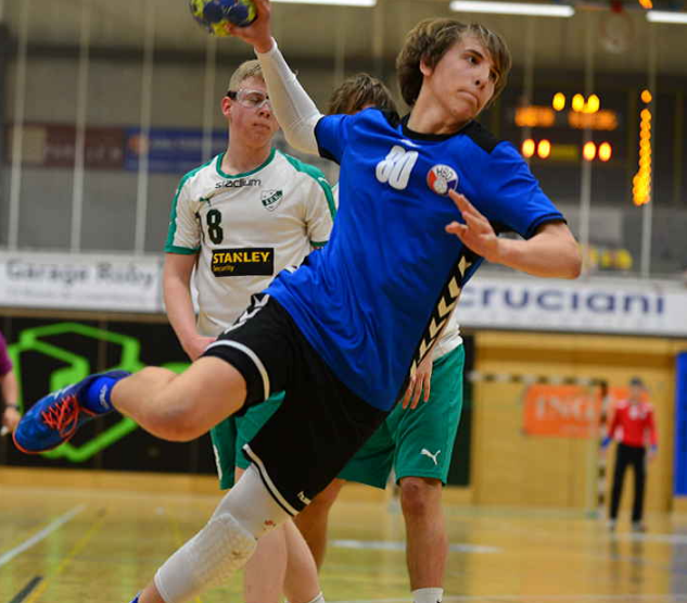 Luka, beschte Pivot vum Youthcup 2019
