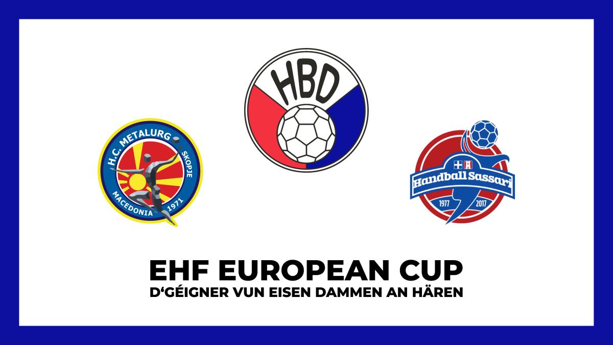 EHF EUROPEAN CUP post thumbnail image